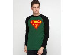 Лонгслив Malta 19М423-17-Р Superman-3 XL Черный-3 (2901000207209)