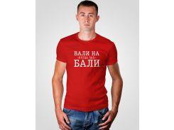 Футболка Malta 18М063-17-П Бали 1 M Красная (2901000189406)