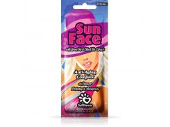 Крем для загара в солярии SolBianca SUN FACE для лица с бронзаторами 10 ml (8820)