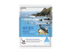 Маска тканевая c ласточкиным гнездом Esfolio Bird`s Nest Essence Mask Sheet (gOGF90456)
