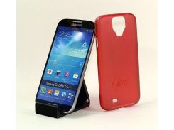 Накладка пластиковая ITSkins для Samsung Galaxy S4 GT-i9500 Zero Red (104142)