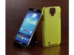Накладка пластиковая ITSkins для Samsung Galaxy S4 GT-i9500 Ghost Yellow (304141)