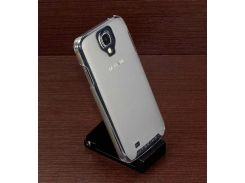 Накладка пластиковая ITSkins для Samsung Galaxy S4 GT-i9500 Ghost Прозрачный (204141)