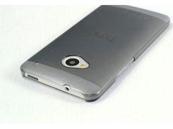 Накладка пластиковая ITSkins для HTC One M7 810e Ghost Grey (02525)