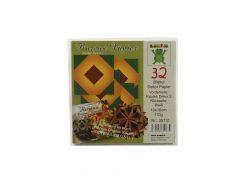 Бумага для оригами (32шт) Nice Paper 10х10см Разноцветный