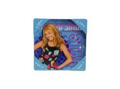 """Картина Ханна Монтана """"Star"""" Gerimport 15х15см Голубой, Розовый, Черный 1010245498"""