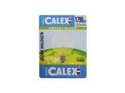 Галогенная лампа 105W (Е27) 2800К Calex 13х9,5см Прозрачный, Серебро