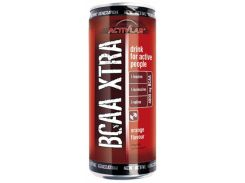 Аминокислота BCAA Activlab BCAA Xtra Drink 250 мл Апельсин (S-832)