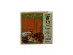 Бумага для оригами (32шт) Nice Paper 10х10см Оранжевый 930716236 (DI66930716236)