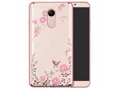 Чехол Epik для Xiaomi Redmi 4 Pro / Redmi 4 Prime Розовый (57530)