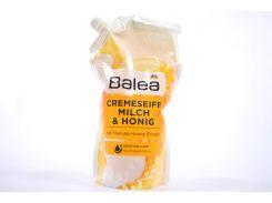Жидкое крем-мыло запаска Denkmit Balea Cremeseife Milch & Honig 500 мл (223081)