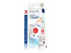 Средство для укрепления Eveline Cosmetics Nail Therapy Professional Укрепление с бриллиантовой пылью (91323)
