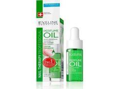 Ароматическое масло для ногтей и кутикул Eveline Cosmetics Perfume Oil Green Paradise (96123)