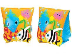 Надувные нарукавники Intex 58652 Тропические рыбки (int58652)