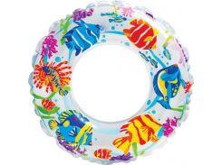 Надувной круг Intex 59242 Океанский риф (int59242)