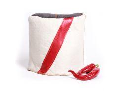 Шапка для сауны Sauna Pro Папаха Светло-серый (A-098)