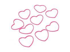 Фокус Резинка сердце Kronos Toys Розовый (krut_0766)