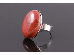 Кольцо sherl яшма Оранжевый (кл-яшм-003)