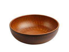 Тарелка Gorshki Суповая 5 х 18 см Темно-коричневый (000002624)