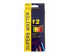 Цветные карандаши Marco 12 цветов (6545121)