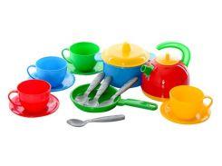 Набор посуды ТехноК Маринка 5 Разноцветный (222346)
