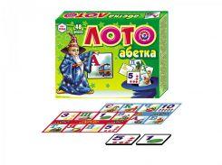 Лото ТехноК азбука на украинском языке 0366 Разноцветный (223248)