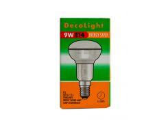 Энергосберегающая лампочка 9W E14 DecoLight 8,5х5см Разноцветный osv0000087