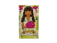 """Детский блокнотик """"Princess"""" Hanbrandt 9,5х5,5см Разноцветный kan0000652"""