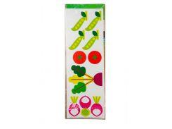 Наклейки для декора HOMESTICKERS 16х47см Разноцветный (DI66930714614)