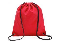 Cпортивная сумка Grand для одежды и обуви Красная (сумка-001)