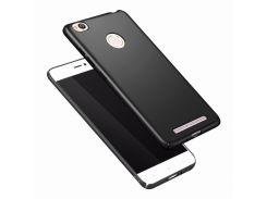 Чехол INCORE Four Edges для Xiaomi Note 5A Prime Black (PC-002084)