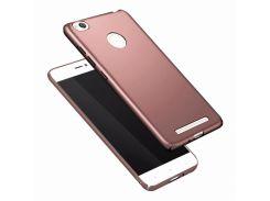 Чехол INCORE Four Edges для Xiaomi Note 5A Prime Rose Gold (PC-002085)