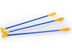Стрелы на присосках для арбалетов Limo Toy M 2408 3 шт Синий (intM 2408)