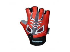 Велоперчатки детские Freerace Mike FC-1005 (размер 4) Red (VZ55FC-1005_(4)_Red)