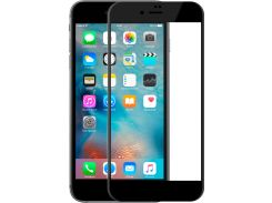 Защитное стекло Baseus 0.3mm Anti-Blue Light для iPhone 6S Plus/6 Plus Black (SGAPIPH6SP-GES01)