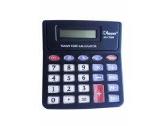 Калькулятор настольный Kenko КК-Т729А Черный (КК-Т729А)