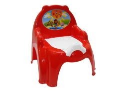 Горшок ТехноК кресло 3244 Красный (223360)