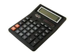 Калькулятор бухгалтерский настольный SDC-888T (004677)