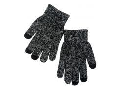 Сенсорные перчатки, серый (54660002) (CZ2754660002)