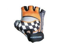 Велоперчатки детские Freerace FC-1000 (размер 4) Orange (VZ55FC-1000_(4)_Orange)