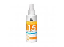 Солнцезащитное водостойкое молочко Solbianca 15 Spf для лица и тела 150 мл (8869)