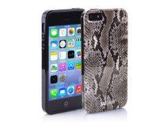Чехол Just Cavalli Macro Python для iPhone 4/4S Grey