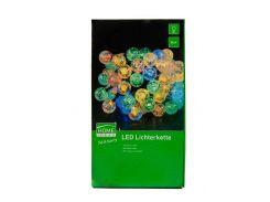 Электрическая гирлянда Home Ideas 845см Разноцветный Повреждена упаковка 1003006141