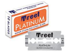 Лезвия Treet Platinum Super 5 (планшет) 20 шт