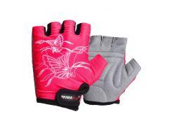 Велорукавички PowerPlay 5477 Рожеві 2XS (FO835477_2XS_Pink)