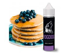 Жидкость для электронных сигарет FogDog Berry Pancake 60 мл 3 мг (FogDog Berry Pancake 3mg) (xHmBABm5zCJd)