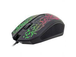 Мышь компьютерная JEQANG JM-813 Black (3241-9685а)