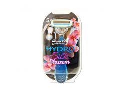 Бритва Wilkinson Sword Hydro Silk Blossom + 1картридж  (1033)