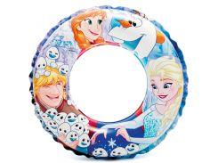 Надувной круг Intex 56201 Холодное сердце (int56201)