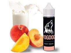 Жидкость для электронных сигарет FogDog Peachy Yougurt 60 мл 0 мг (FogDog Peachy Yougurt 0mg) (6lzKFrKhKmGk)